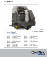 Manual de serviço SC6500