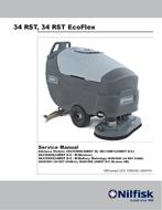 Manual de serviço 34 RST
