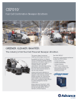 Informação sobre o sistema fuel cell
