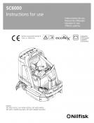 Manual de usuário SC6000