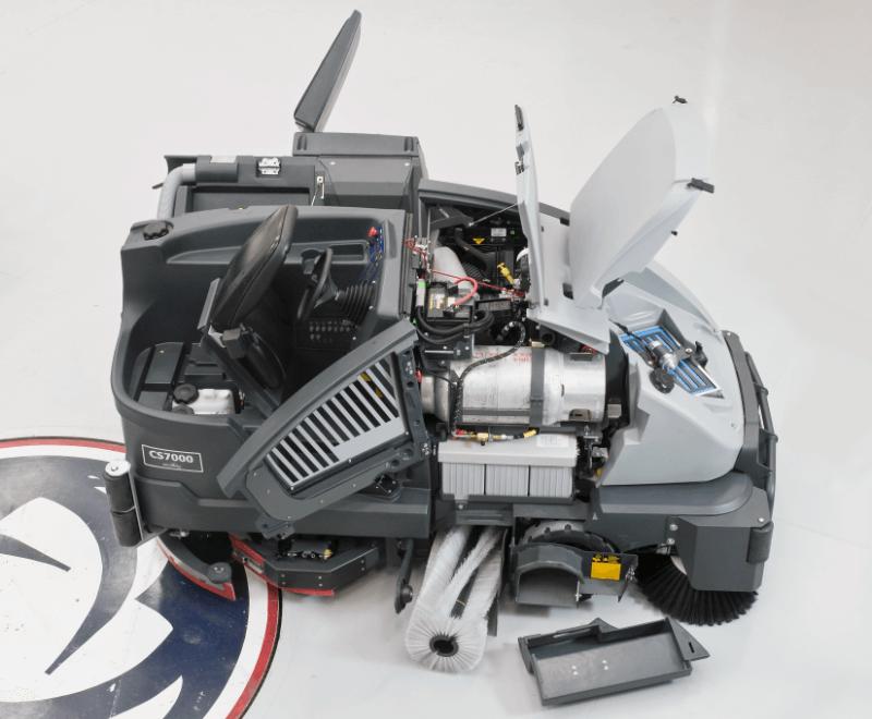 Lavadora de Pisos CS7010