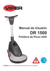 Manual do usuário DR1500