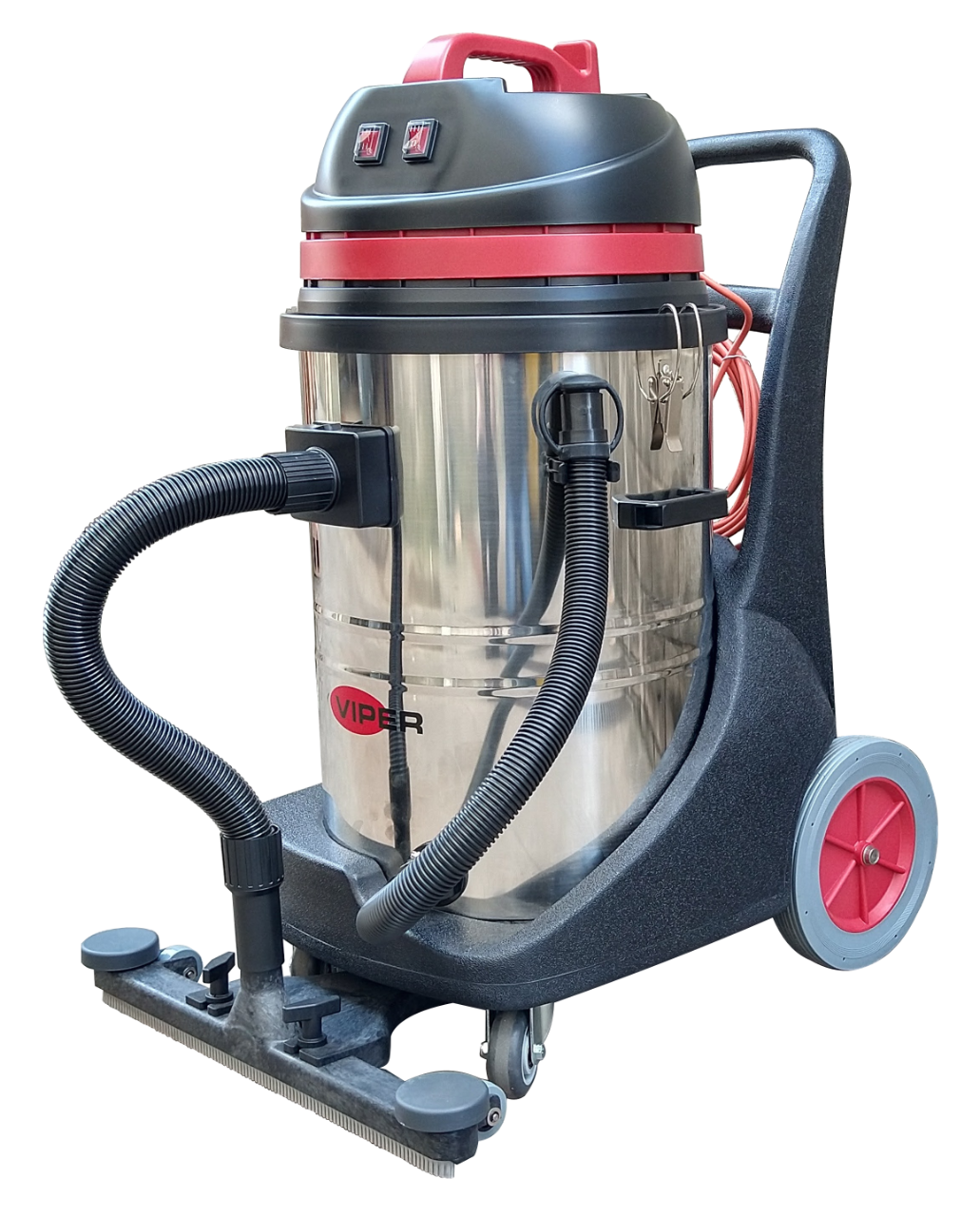 Aspirador Profissional Secos e Molhados LSU-275 + Kit Rodo